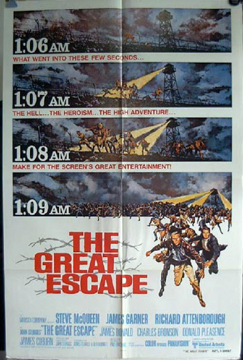 The Great Escape - R80