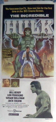 The Incredible Hulk - The Movie