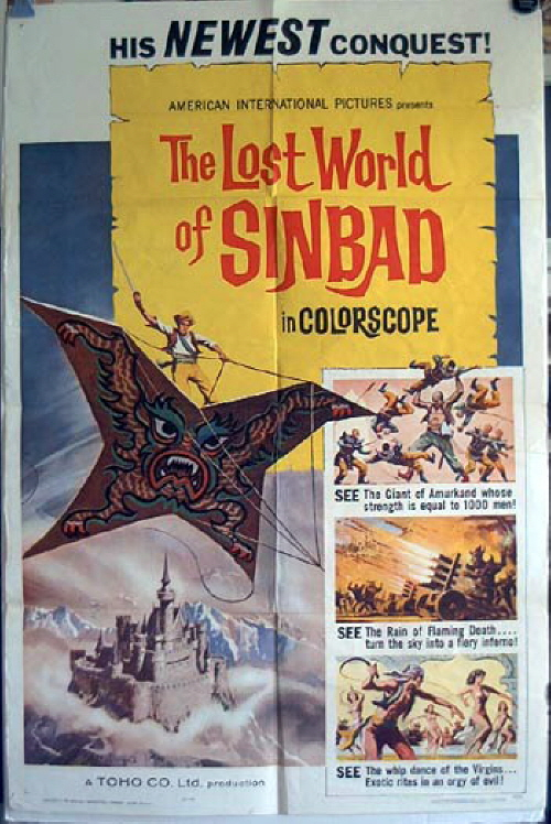 The Lost World of Sinbad