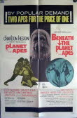 Planet of the Apes / Beneath the Planet of the Apes